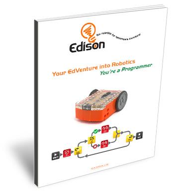 learn robot programming with EdBook2