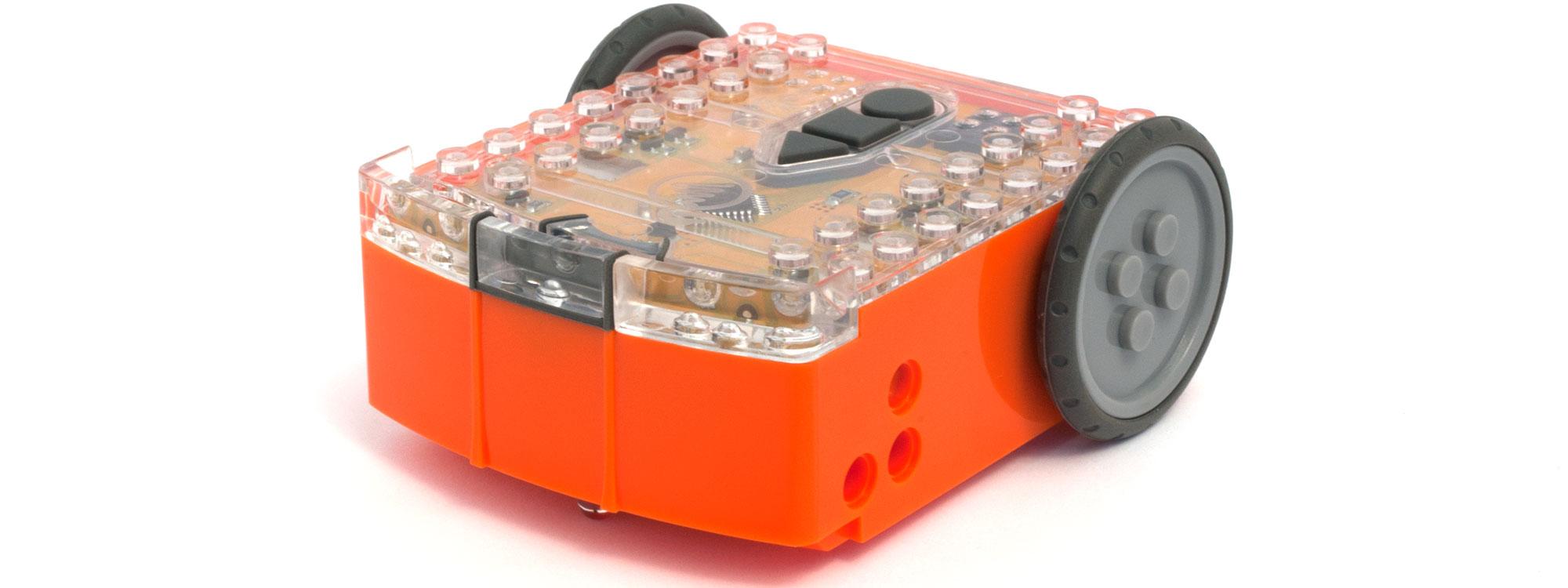 Edison robot ready to program
