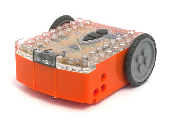 LEGO compatible robotics with Edison