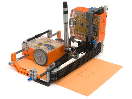 EdPrinter - Works with LEGO