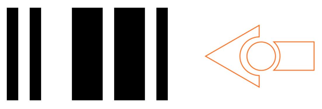 Edison barcode example