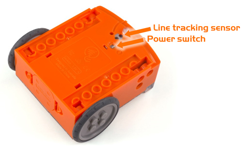 educational robotics linetracking sensor