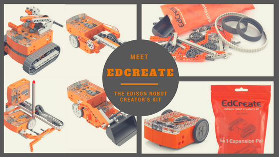 Putting the E in STEM – meet EdCreate