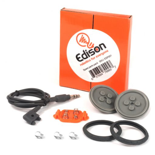 Spare parts pack for Edison robot