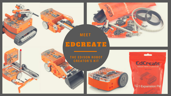 Putting the E in STEM – meet EdCreate