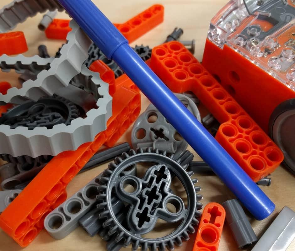 The DoodleBot Edison robot engineering challenge.